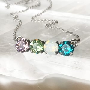 Birthstone and Family Jewelry